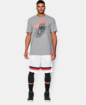 Men's UA Earn It T-Shirt  1 Color $22.99