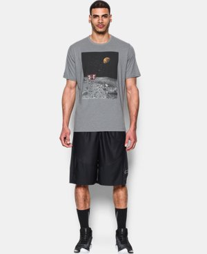 Men's UA Galaxy Game T-Shirt LIMITED TIME: FREE U.S. SHIPPING 1 Color $17.24
