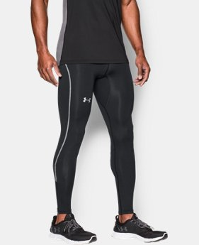 Men's UA CoolSwitch Run Compression Leggings LIMITED TIME: FREE SHIPPING  $56.99