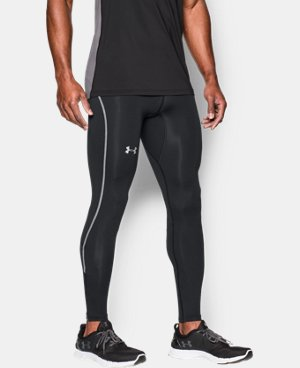 Men's UA CoolSwitch Run Compression Leggings LIMITED TIME: FREE U.S. SHIPPING 3 Colors $36.74 to $38.99