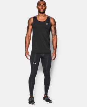 Men's UA CoolSwitch Run Compression Leggings LIMITED TIME: FREE SHIPPING 1 Color $74.99