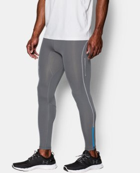 Men's UA CoolSwitch Run Compression Leggings   $64.99