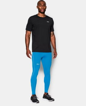 Men's UA CoolSwitch Run Compression Leggings   $44.99