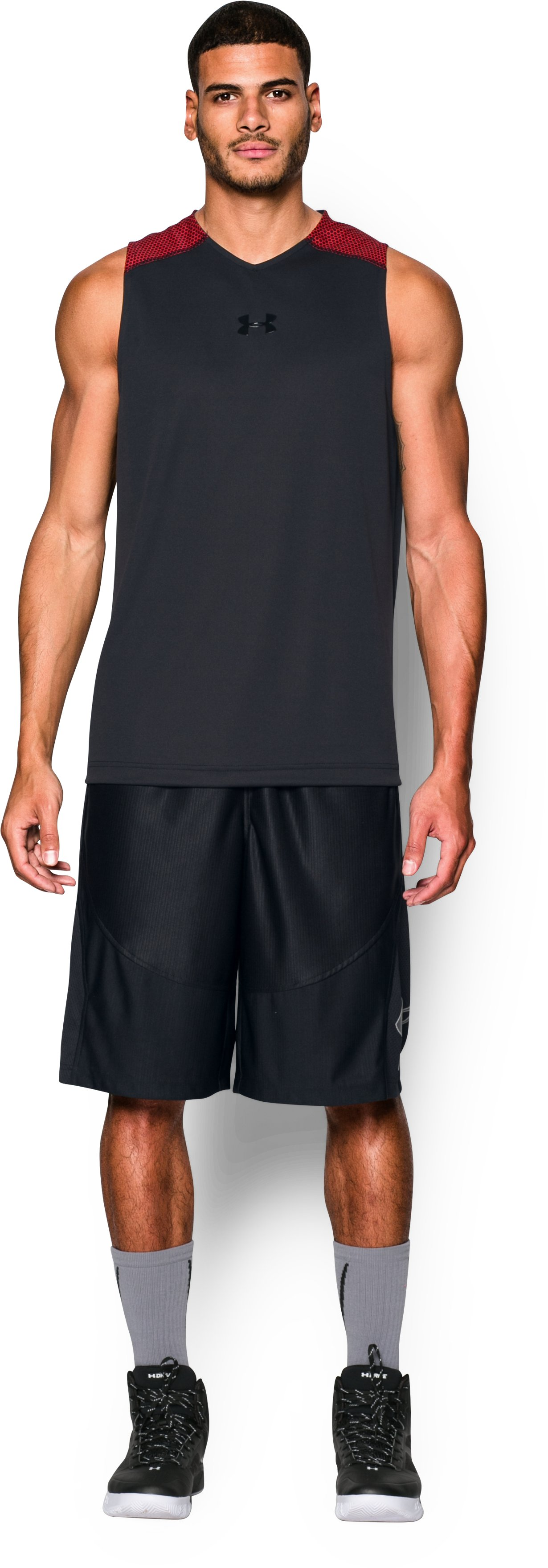 Men's UA Select Tank, Black