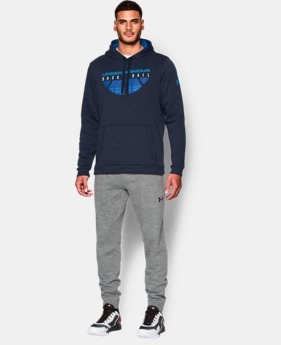 Men's UA Baseline Hoodie LIMITED TIME: FREE U.S. SHIPPING 1 Color $32.99