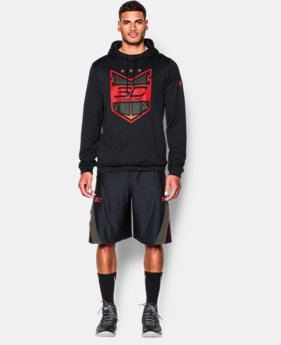 Men's SC30 Coat of Arms Hoodie  1 Color $44.99
