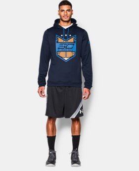 Men's SC30 Coat of Arms Hoodie  1 Color $52.99