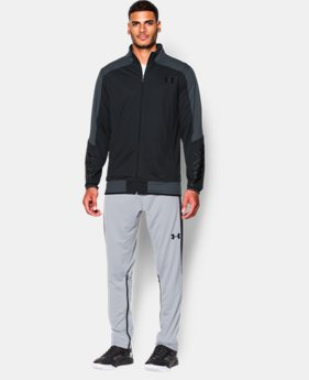 New Arrival  Men's UA Select Warm-Up Jacket LIMITED TIME: FREE SHIPPING  $99.99