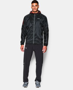 Men's UA ColdGear® Infrared Unstoppable Run Shell Jacket  1 Color $112.99