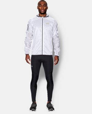 Men's UA ColdGear® Infrared Unstoppable Run Shell Jacket LIMITED TIME: FREE U.S. SHIPPING 1 Color $149.99