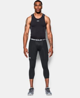 Men's SC30 Lock In ¾ Compression Leggings LIMITED TIME: FREE SHIPPING 1 Color $33.74