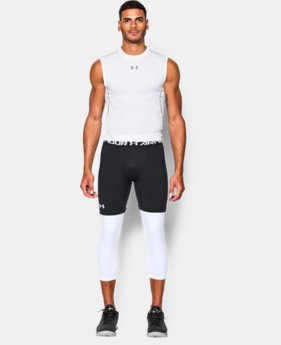 Men's SC30 Lock In ¾ Compression Leggings LIMITED TIME: FREE U.S. SHIPPING 1 Color $22.49 to $37.99