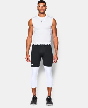 Men's SC30 Lock In ¾ Compression Leggings LIMITED TIME: FREE SHIPPING 2 Colors $33.74