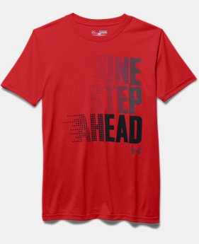 Boys' UA One Step Ahead T-Shirt