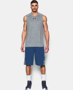 Men's UA CoolSwitch Tank LIMITED TIME: FREE U.S. SHIPPING 1 Color $33.99