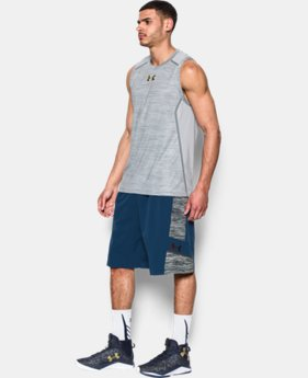 New Arrival Men's UA CoolSwitch Basketball Shorts LIMITED TIME: FREE SHIPPING 1 Color $49.99