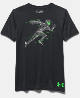 Boys' UA Running Man T-Shirt