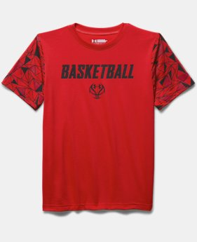 Boys' UA Baller T-Shirt