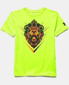 Boys' UA Inner Lion T-Shirt