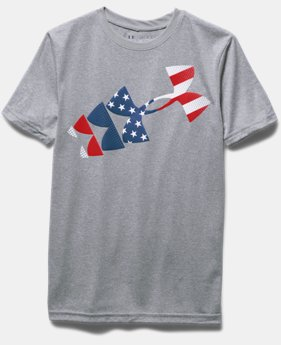 Boys' UA USA T-Shirt