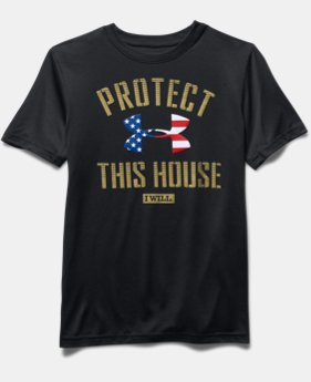 Boys' UA USA PTH® T-Shirt