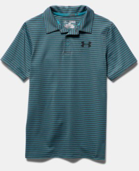 Boys' UA Composite Stripe Polo