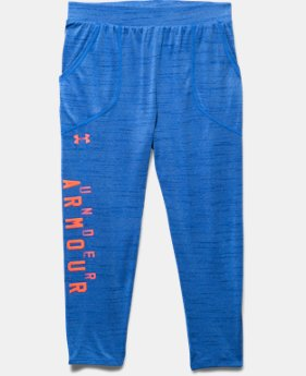 Girls' UA Tech™ Capri