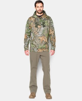 Men's UA Storm Camo Big Logo Hoodie LIMITED TIME: FREE SHIPPING  $84.99