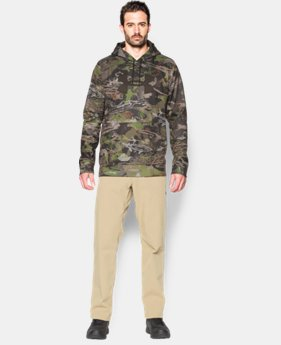Men's UA Storm Camo Big Logo Hoodie LIMITED TIME: FREE U.S. SHIPPING  $74.99