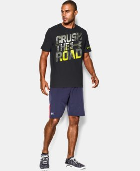 Men's UA Run Crush The Road T-Shirt