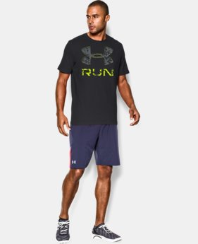 Men's UA Run Big Logo T-Shirt