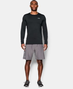 New Arrival Men's UA CoolSwitch Run Long Sleeve LIMITED TIME: FREE SHIPPING 1 Color $49.99
