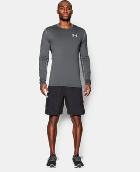 Men's UA CoolSwitch Run Long Sleeve