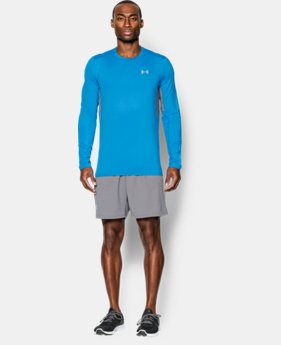 Men's UA CoolSwitch Run Long Sleeve  2 Colors $29.99 to $37.99