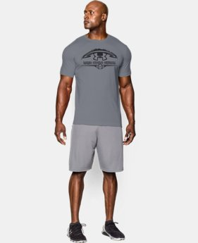 Men's UA Football Branded T-Shirt