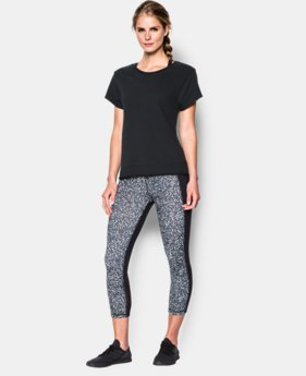 New to Outlet Women's UA Studio Boxy Crew  3 Colors $31.49 to $39.74