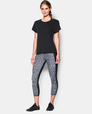 New to Outlet Women's UA Studio Boxy Crew LIMITED TIME: FREE U.S. SHIPPING 1 Color $31.49 to $39.74