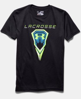 Boys' UA Lacrosse Icon T-Shirt