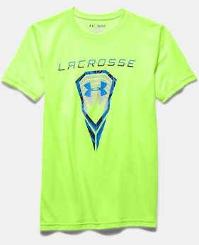 Boys' UA LAX Icon T-Shirt