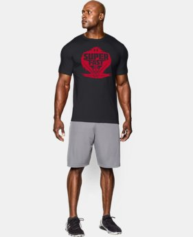 Men's UA Football Fast T-Shirt LIMITED TIME: FREE U.S. SHIPPING 1 Color $14.99
