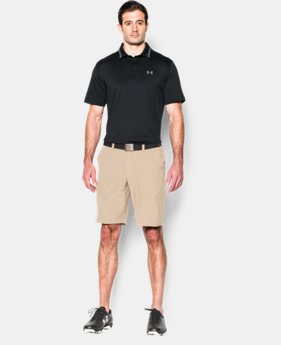 Men's UA coldblack® Address Polo LIMITED TIME: FREE SHIPPING 1 Color $35.99 to $59.99