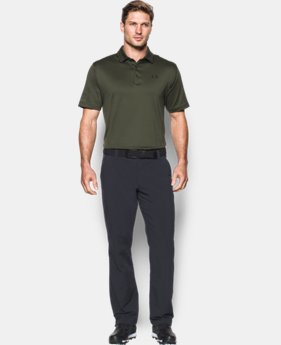 Men's UA coldblack® Address Polo LIMITED TIME: FREE U.S. SHIPPING 1 Color $31.49 to $52.99