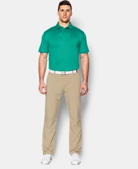 Men's UA coldblack® Address Polo  3 Colors $52.99
