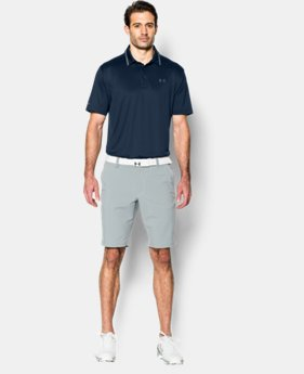 Men's UA coldblack® Address Polo  1 Color $69.99