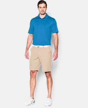 Men's UA coldblack® Address Polo