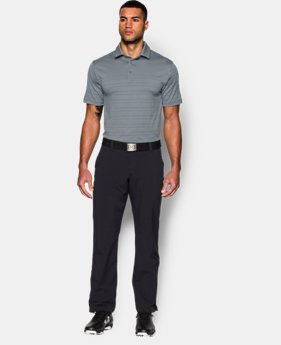 Men's UA coldblack® Carry Polo  1 Color $63.99