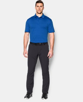 Men's UA coldblack® Carry Polo  1 Color $56.99