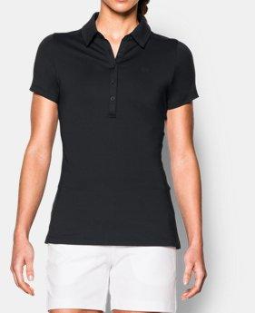 f834804f Best Seller Women's UA Zinger Short Sleeve Polo $59.99