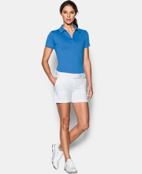 New Arrival Women's UA Zinger Short Sleeve Polo  2 Colors $41.99 to $44.99