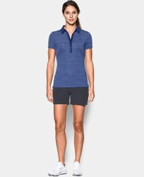 New Arrival Women's UA Zinger Short Sleeve Polo  2 Colors $31.49 to $41.99
